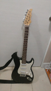 MINT Electric Guitar + Strap $140 OBO