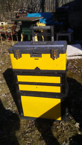 Stanley Portable Toolbox on Wheels