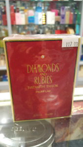 Diamonds and Rubies by Elizabeth Taylor