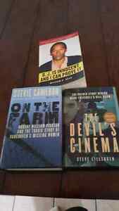 True Crime Books Strathcona County Edmonton Area image 1