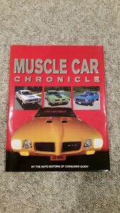 $10 Each!! Great Gift Ideas -Various Muscle Car Books