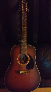 Art& Lutherie 12 string acoustic