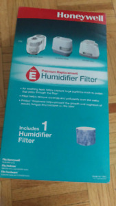 Honeywell humidifier filter