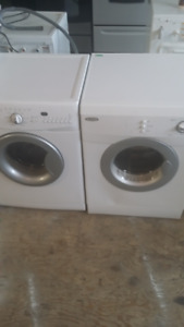 APARTMENT SIZE WASHER AND DRYER SET