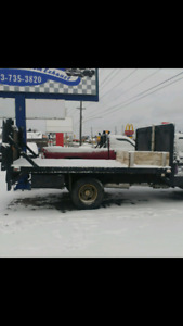 Steel deck with power tailgate