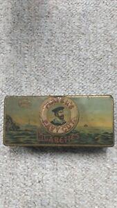 Player's Navy Cut Cigarette Box