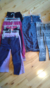 Lot pantalon 6 ans