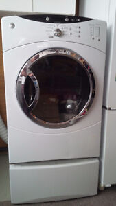 GE 27 Inch Front-Load Dryer