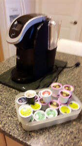 Like New Keurig 2.0 with 21 pods