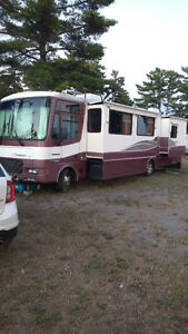 36 ft motorhome for trade