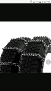 Tire chains for sale