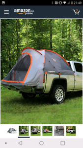 Rightline Tent for Toyota Tacoma Pick-up Truck Bed