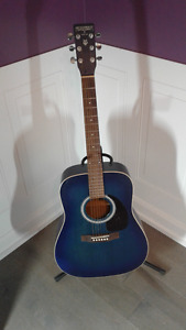 Ensemble Guitare acoustique + Luterin + Support
