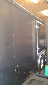 Enclosed trailer OK PLEASE READ THE AD