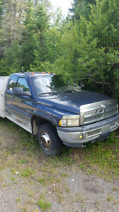 2001 Dodge Cummins 5 speed standard