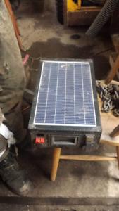 Solar power Battery ebike.