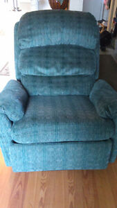 Recliner great condition. Reduced price