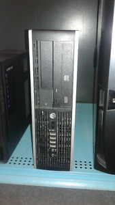 HP COMPAQ 8200 MINI TOWER  INTEL I5 2400