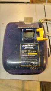 Mastercraft Wet Sharpener