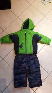 Snow suit - Carter's (new)- Toddler size 2T