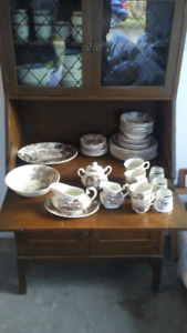 RIDGWAY STAFFORDSHIRE CHINA