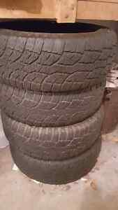 Truck or suv tires 275/65R18