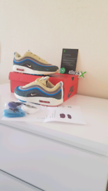 hot sales ea019 3f65a Sean wotherspoon x nike air max 1 97