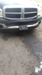 WANTED FRONT BUMPER 2006 dodge ram