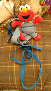 Elmo safety harness