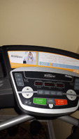 Wanted: Electrician for Treadmill.