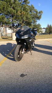 Cbr600rr up for sale