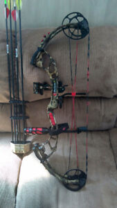 PSE compound bow