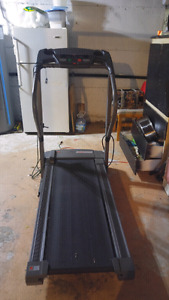 Treadmill AND spinning bike