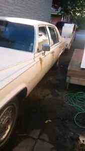 1987 Cadillac Broughm