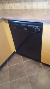 Used appliances for sale: Microwave, Stove, Dishwasher