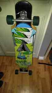Freeride longboard Cambridge Kitchener Area image 2