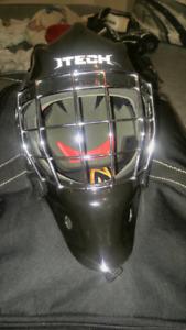 Itech NV7 goalie mask