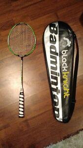 Raquette de Badminton Black Knight