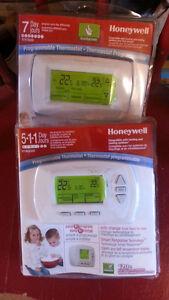 liquidation sale honey well thermostats