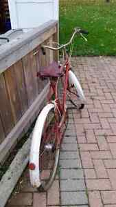 Vintage CCM Cruiser Bicycle