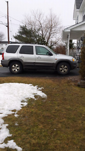 2003 Mazda tribute LX, - Sold Pending pick up