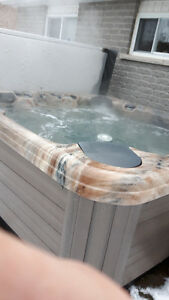 HOT TUB chiropractic/theraputic designed from (Sterling Pools) Peterborough Peterborough Area image 3
