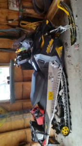Looking to trade this sled and up to 8000 dollars for a bumper p