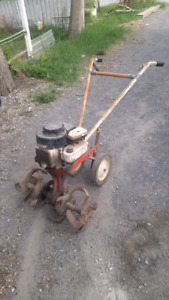 2 rotor-tillers for sale....