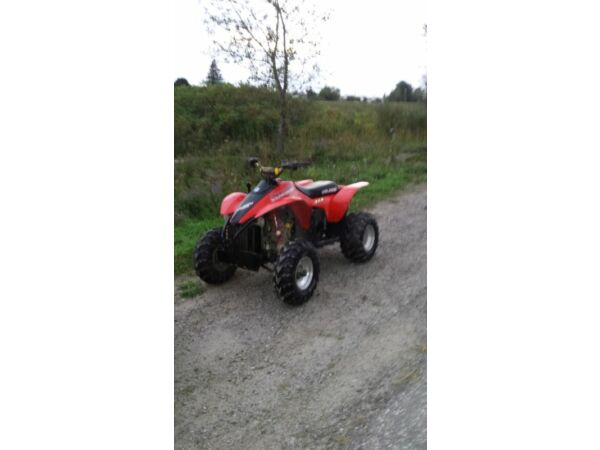 Used 2000 Polaris Scrambler 500 Ho