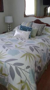 Complete bedding ensemble