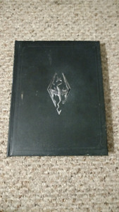 Skyrim Collector's Edition Art Book NEW Condition