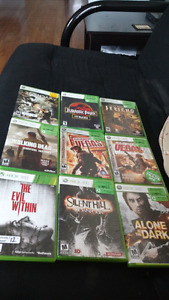 24 Xbox 360 games for sale