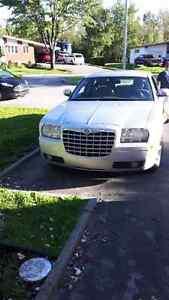 2007 Chrysler 300 touring argent