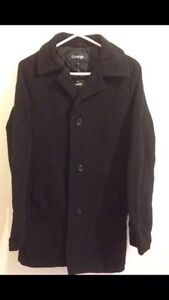BRAND NEW WOMENS BLACK COAT
